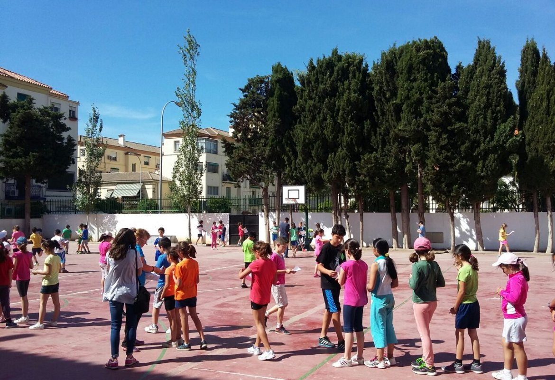 Jornada Deportiva con el CEIP García Lorca