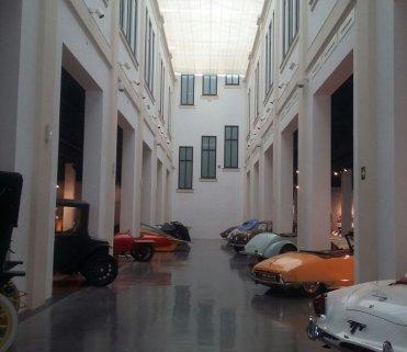 Salida al Museo Ruso y del Automóvil